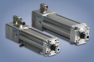 ServoWeld® Actuators are equipped with re-lubrication port.