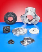 Flanged Shaft Collars Permit Attachments without Welding