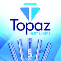 The Next Level of True Blue Performance: New Topaz GC Inlet Liners from Restek Are In Stock Now