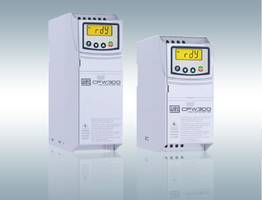 CFW300 Variable Frequency Drive comes with built-in operator interface.