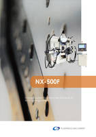 NX-500F Spring Machine is equipped with Easydur Camera inspection system.