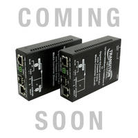 Ethernet Over 2-Wire Extenders provide auto power reset option.
