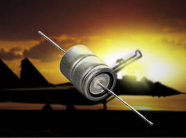 AXLH Series Electrolytic Capacitors are rated to 28A RMS ripple current.