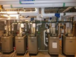 New High Efficiency Boilers Earn High Grades at Iowa College Campus