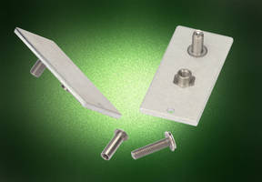 PEM® Concealed-Head Self-Clinching Studs and Standoffs for Thin Metals Provide Permanent Mating Threads and Promote Smooth and Unmarred Designs