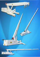 RBC-20000SPBW-TSB Reversible Crane comes with built-in safety relief valves.