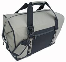 TempTrust™ Soft Sided Carrier features weatherized rubber coated zipper.