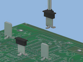 Quick-Fit Surface Mount Terminals ensure easy reflow soldering.