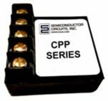 CPP Series DC-DC Converter features rugged screw terminals.