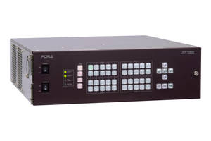 IP-HE950 Encoder/Decoder comes with auto sensing function.