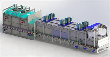 Global Automotive Supplier Invests in New AFC-Holcroft Heat Treating Equipment