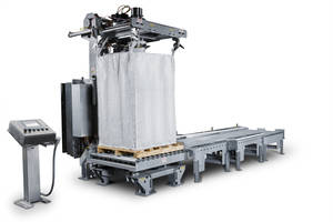 Bulk Bag Filler Integrates NTEP-Certified Weigh System to Enable +/- .01% Weigh Accuracy of Filled Bags; Prevents Material Loss or Re-work Resulting from Over- or Under-filled Bags