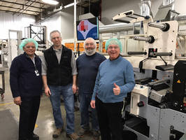 Outlook Group in Neenah, Wis., Purchases Second MPS EF Press