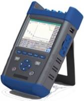 OTDR Fiber Optic Instrument features automatic communication light check.