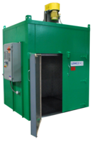 350°F. LEWCO Oven used for Heating Wheel Resonators