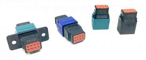 SOLARIS Rectangular Connectors are FAR25 Flame and Toxicity compliant.