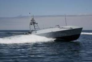 U.S. Navy Awards Textron Systems for Two Common Unmanned Surface Vehicles (CUSV™)