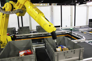 Dematic to Highlight Robotic Piece Picking at Promat