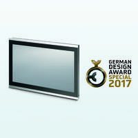 Valueline Panel PCs Win German Design Award