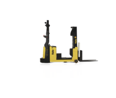 Yale Expands Capability of Robotic Lift Trucks with New Counterbalanced Stacker