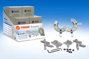 Trane Supply Now Carries Aegis® Bearing Protection Rings for NEMA Frame Motors in Stores Nationwide
