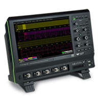 Oscilloscopes come with supercharged PC system.
