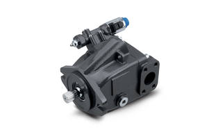 K2 Axial Piston Pumps are equipped with fan drive control.