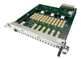 DAQ523 Data Acquisition System comes with twelve-channel ADC.