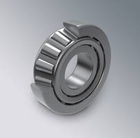 C&U Americas Tapered Roller Bearings Deliver High Performance Under Heavy Radial and Axial Loads