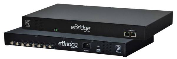 eBridge™ 800E EoC Receiver is equipped LINQ™ network communication technology.