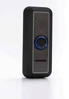 Doorbell Camera offers remote accessibility through mobile device.