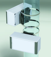 TechnoPlus Enclosures include mounting brackets.