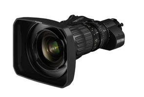 FUJIFILM 14x and 18x Handheld Zooms use optical simulation technology.