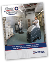 Nilfisk Provides Silica Dust Control with the Industry's Only Integrated Floor-to-Ceiling Solution