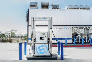 Hydrogenics Awarded Funding to Build Two Hydrogen Fueling Stations for the Greater Toronto Area (GTA)