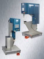 PEMSERTER Fastener Installation Press operates on air-over-oil actuating system.
