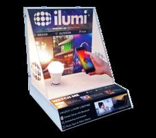 New product, ilumi® LED Smartbulbs, enlightens the IoT market at retail