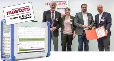 Winner 2017 MessTec & Sensor Award