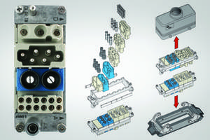 MIXO Modular Inserts are resistant to mechanical stresses.