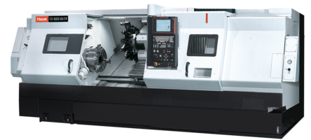 Mazak Brings Big-part Multi-Tasking Prowess and Advanced CNC to WMTS