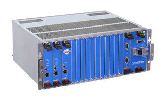 ControlSafe™ Carborne Computing System feature data lock-step architecture.