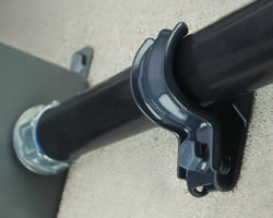 Bridgeport's Mighty-Hold® Universal Clamp Strap Now Comes with Polyolefin Coating