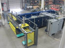 Thermoforming Oven System with Pick and Place Loader