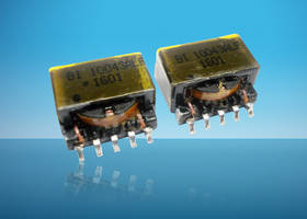 HA00-10043ALFTR Flyback Transformer housed in 10‑pin SO style IC package.