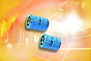 PUL-SI Series Aluminum Capacitors are RoHS compliant.