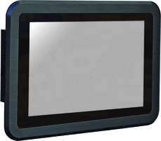 KS-150 Touch Panel PCs meet IP65 standards.