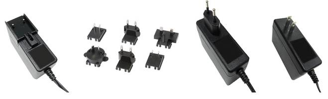 TAW36 Power Adapters offer 87% of minimum efficiency at full load.