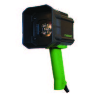 EV6500 UV Inspection Lamps eliminate need of separate overhead lamps.