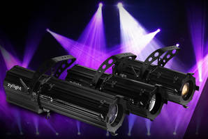 Pro-Zoom LED Ellipsoidals come with double condenser optical system.