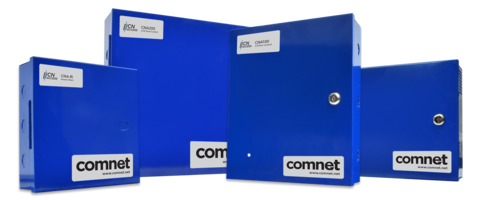 CNAccess Control Systems use embedded intelligence.